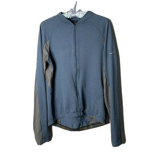 Nike Large Sphere Dry Mens Blue Grey Cycling Long